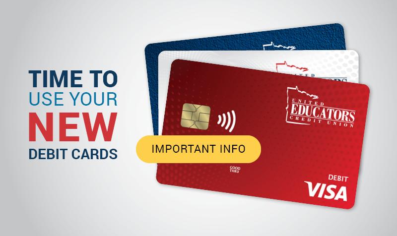 Debit Card Conversion